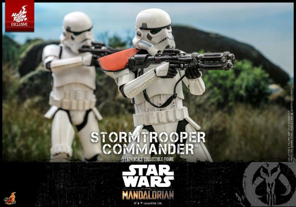 Stormtrooper Commander - The Mandalorian - Hot Toys Stormt61