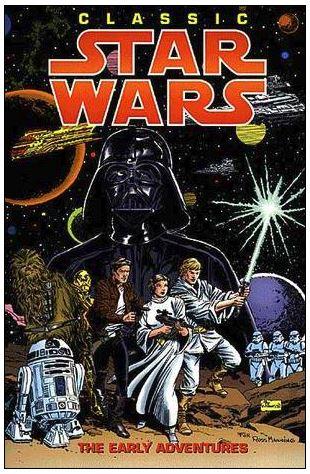 DELCOURT - Star Wars Strips Tome 1 Strips10