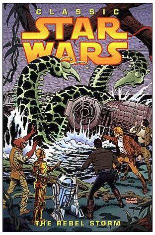 DELCOURT - Star Wars Strips Tome 1 Strips11