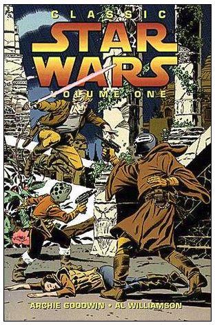 DELCOURT - Star Wars Strips Tome 1 Strips12