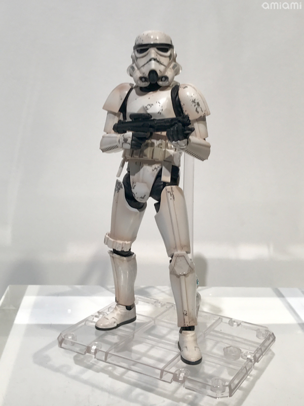Stormtrooper - Star Wars The mandalorian - S.H. Figuarts Strom_10