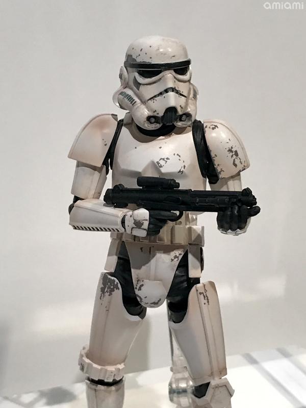 Stormtrooper - Star Wars The mandalorian - S.H. Figuarts Strom_11