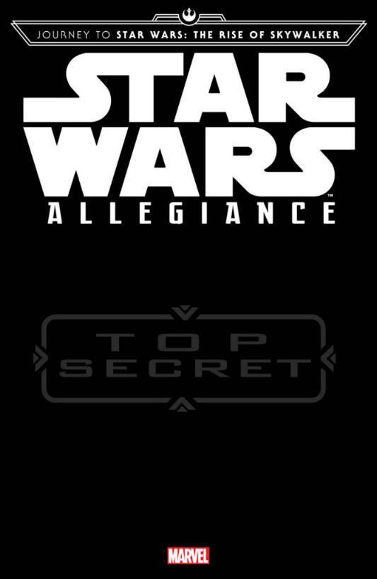 Star Wars: The Rise of Skywalker: Allegiance - MARVEL Stwars10