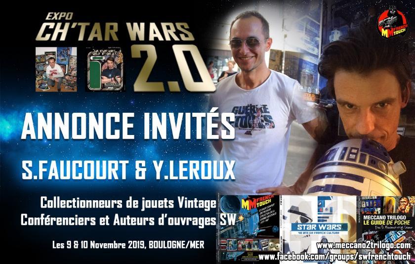 Expo CH'TAR WARS 2.0 Du 09 au 11 Novembre 2019 Stzoph10