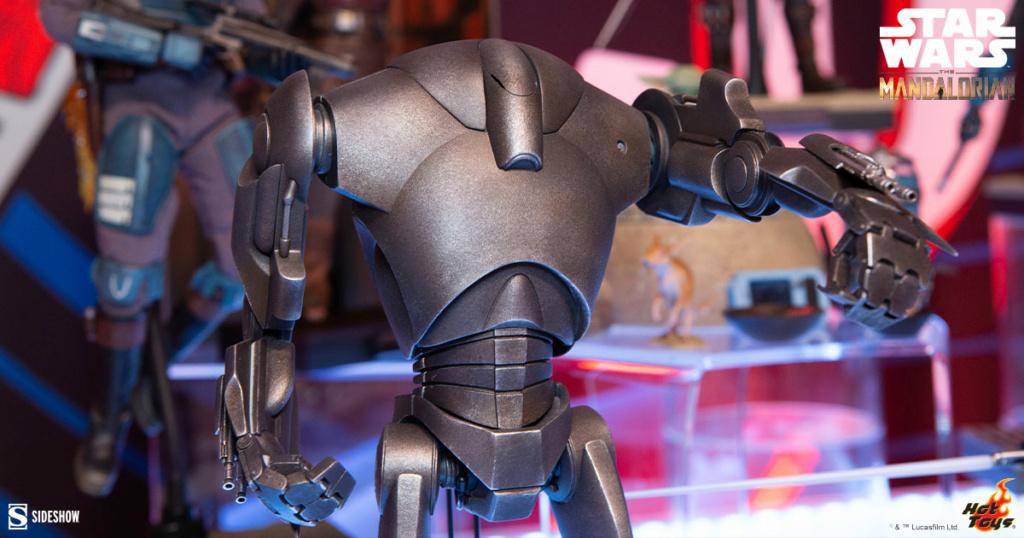 Super Battle Droid Sixth Scale Figure - Hot Toys Super_11