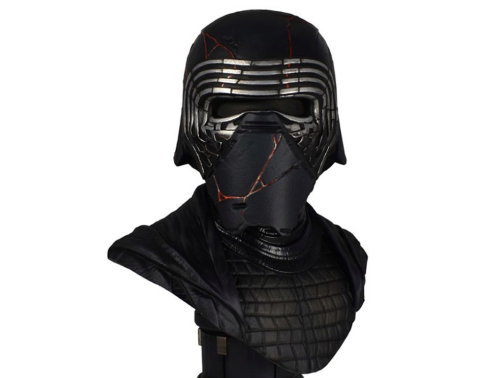 Kylo Ren Half-Scale Bust Diamond Select Toys/Gentle Giant  Suprem10