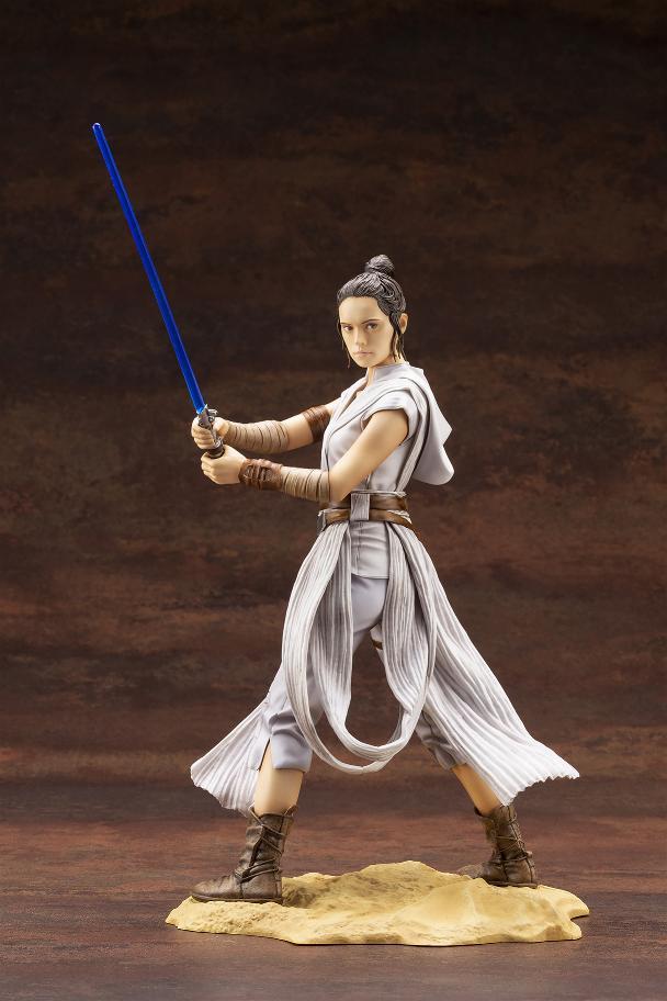 Star Wars Rey ARTFX Statue - Kotobukiya Sw155_10
