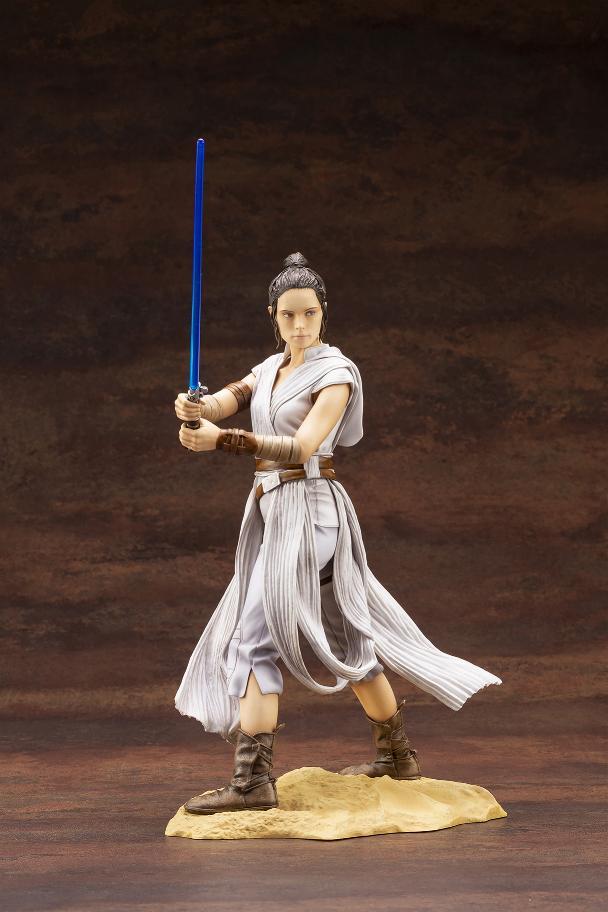 Star Wars Rey ARTFX Statue - Kotobukiya Sw155_11
