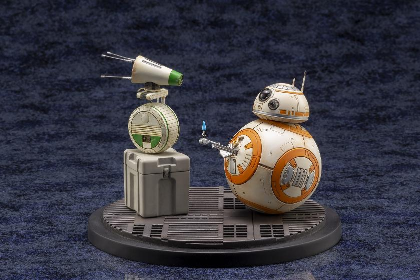 Star Wars BB-8 & D-0 ARTFX Statue - Kotobukiya Sw156_10