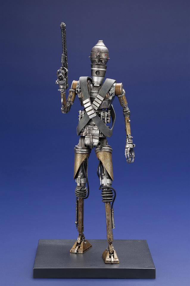 Star Wars IG-11 ARTFX+ Statue - Kotobukiya Sw160_10