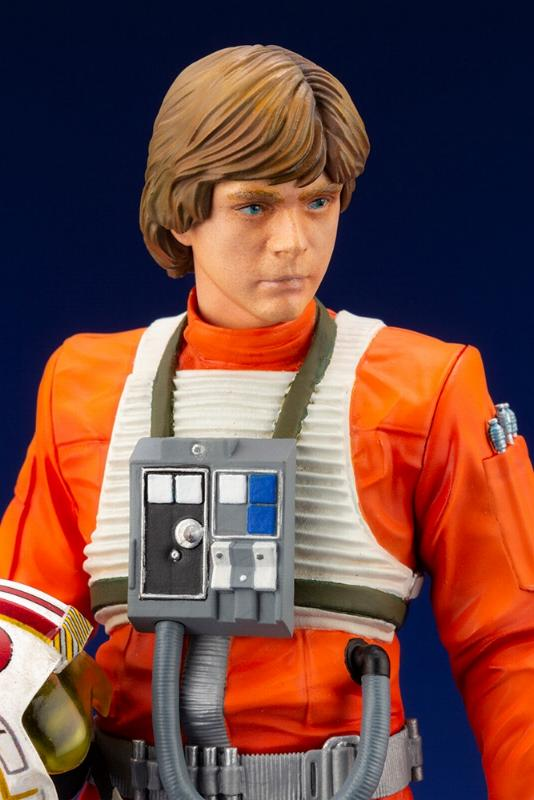 Luke Skywalker ANH Pilot - ARTFX+ 1/10th - Kotobukiya Sw163_14