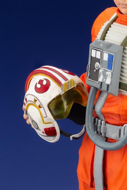 Luke Skywalker ANH Pilot - ARTFX+ 1/10th - Kotobukiya Sw163_17