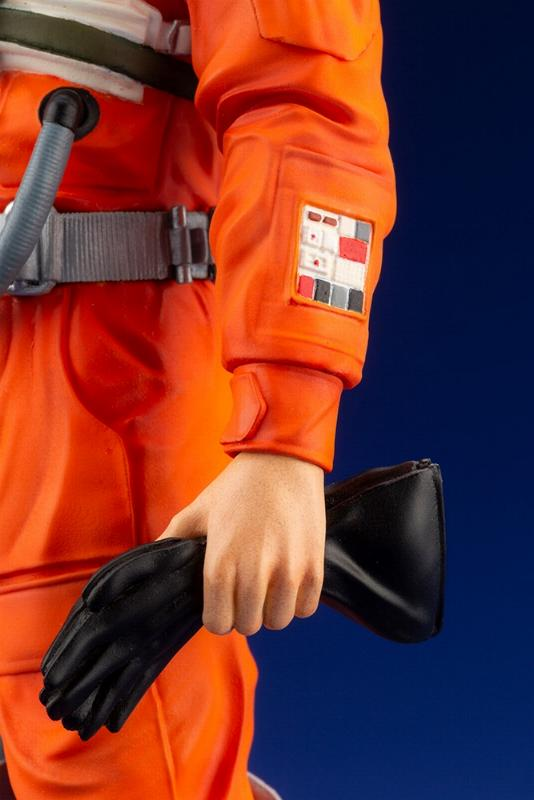Luke Skywalker ANH Pilot - ARTFX+ 1/10th - Kotobukiya Sw163_18
