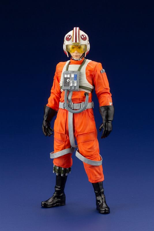 Luke Skywalker ANH Pilot - ARTFX+ 1/10th - Kotobukiya Sw163_20