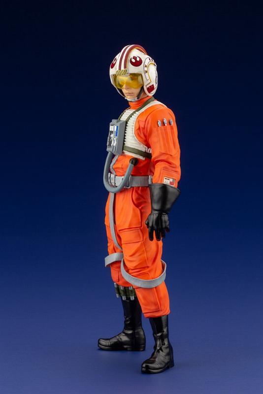 Luke Skywalker ANH Pilot - ARTFX+ 1/10th - Kotobukiya Sw163_21