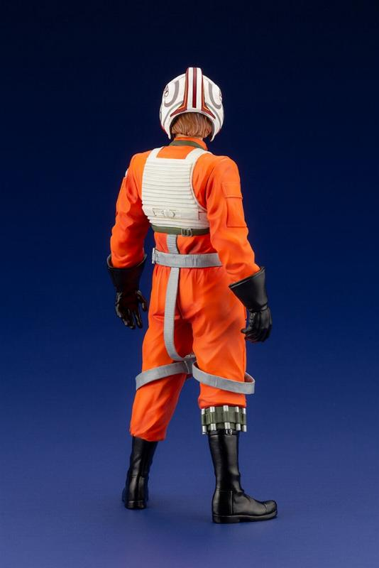 Luke Skywalker ANH Pilot - ARTFX+ 1/10th - Kotobukiya Sw163_22