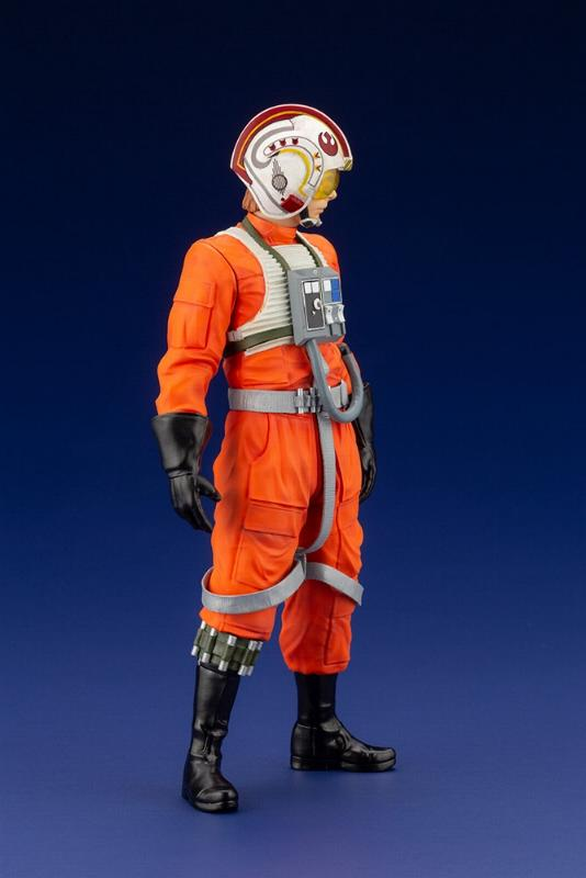 Luke Skywalker ANH Pilot - ARTFX+ 1/10th - Kotobukiya Sw163_23