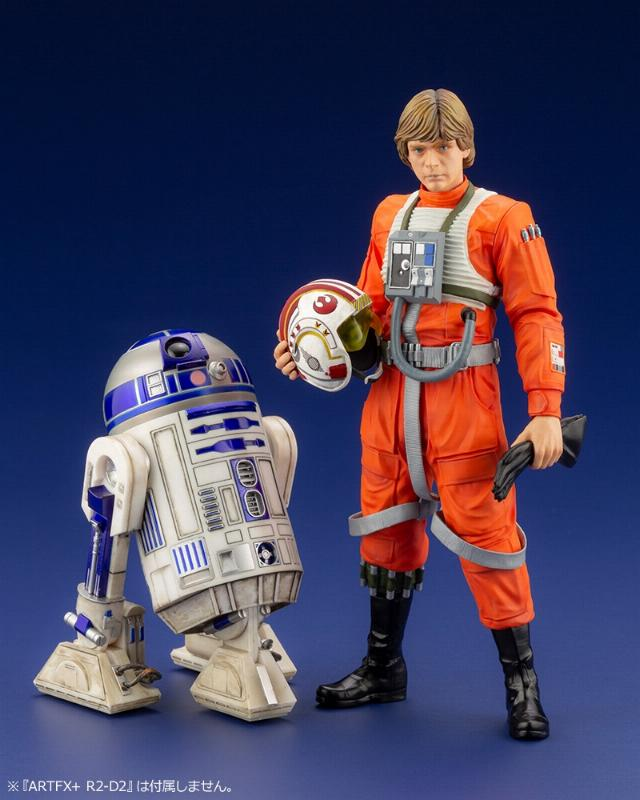 Luke Skywalker ANH Pilot - ARTFX+ 1/10th - Kotobukiya Sw163_25