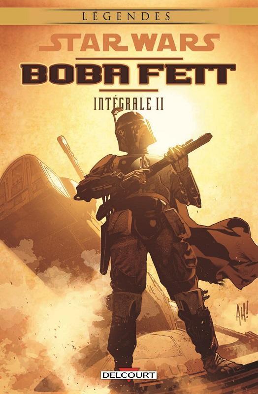 DELCOURT - Star Wars Boba Fett - Intégrale volume 2 Sw_bob10