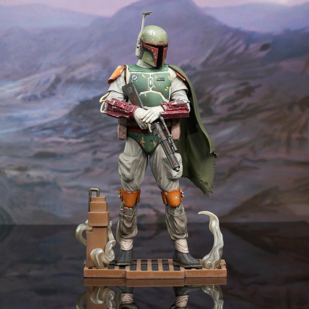Boba Fett Premier Milestone Statue - ROTJ - Gentle Giant Sw_bob11