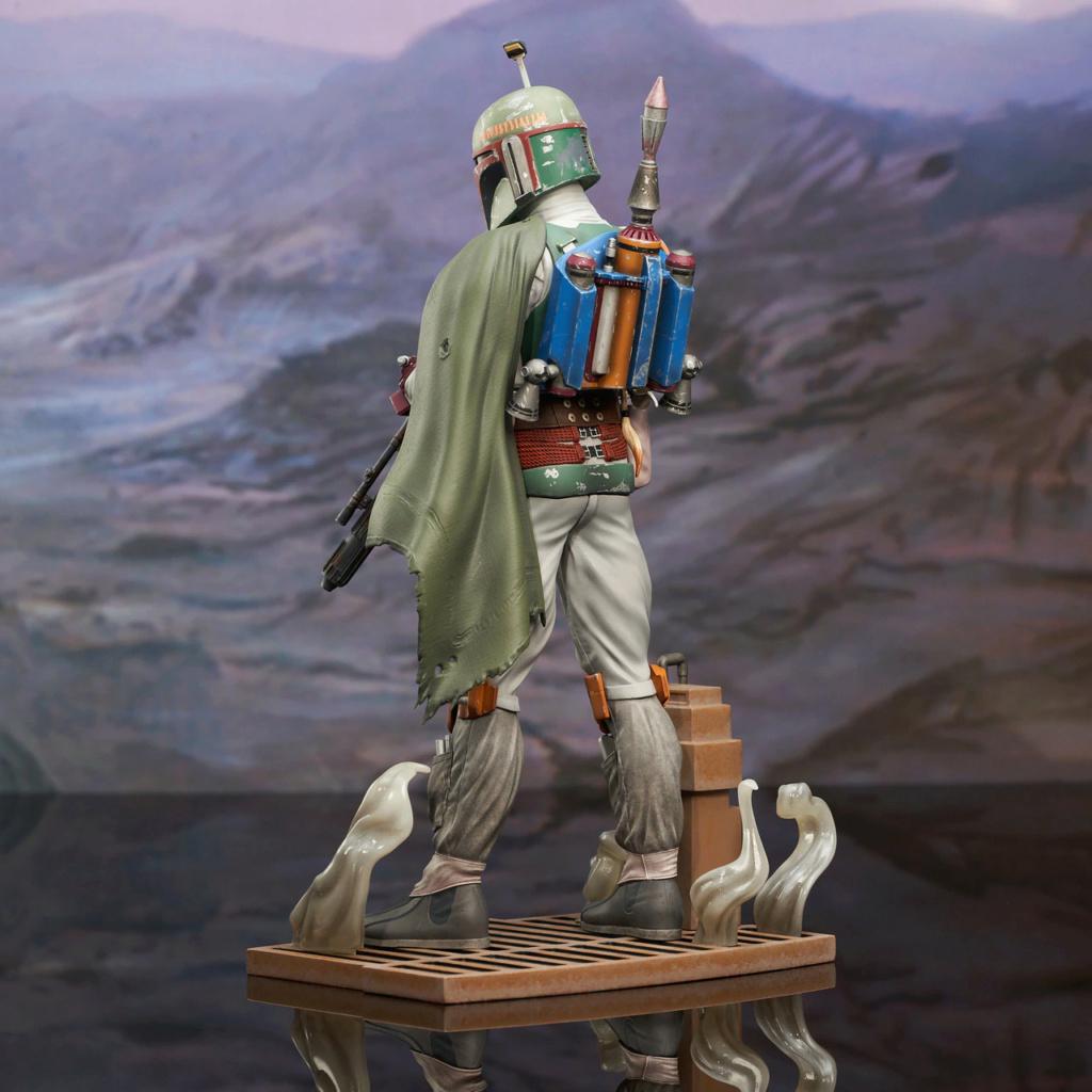 Boba Fett Premier Milestone Statue - ROTJ - Gentle Giant Sw_bob14