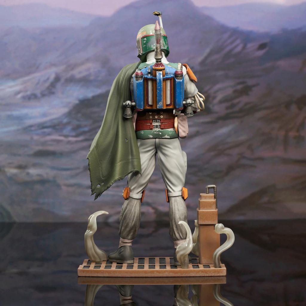 Boba Fett Premier Milestone Statue - ROTJ - Gentle Giant Sw_bob15