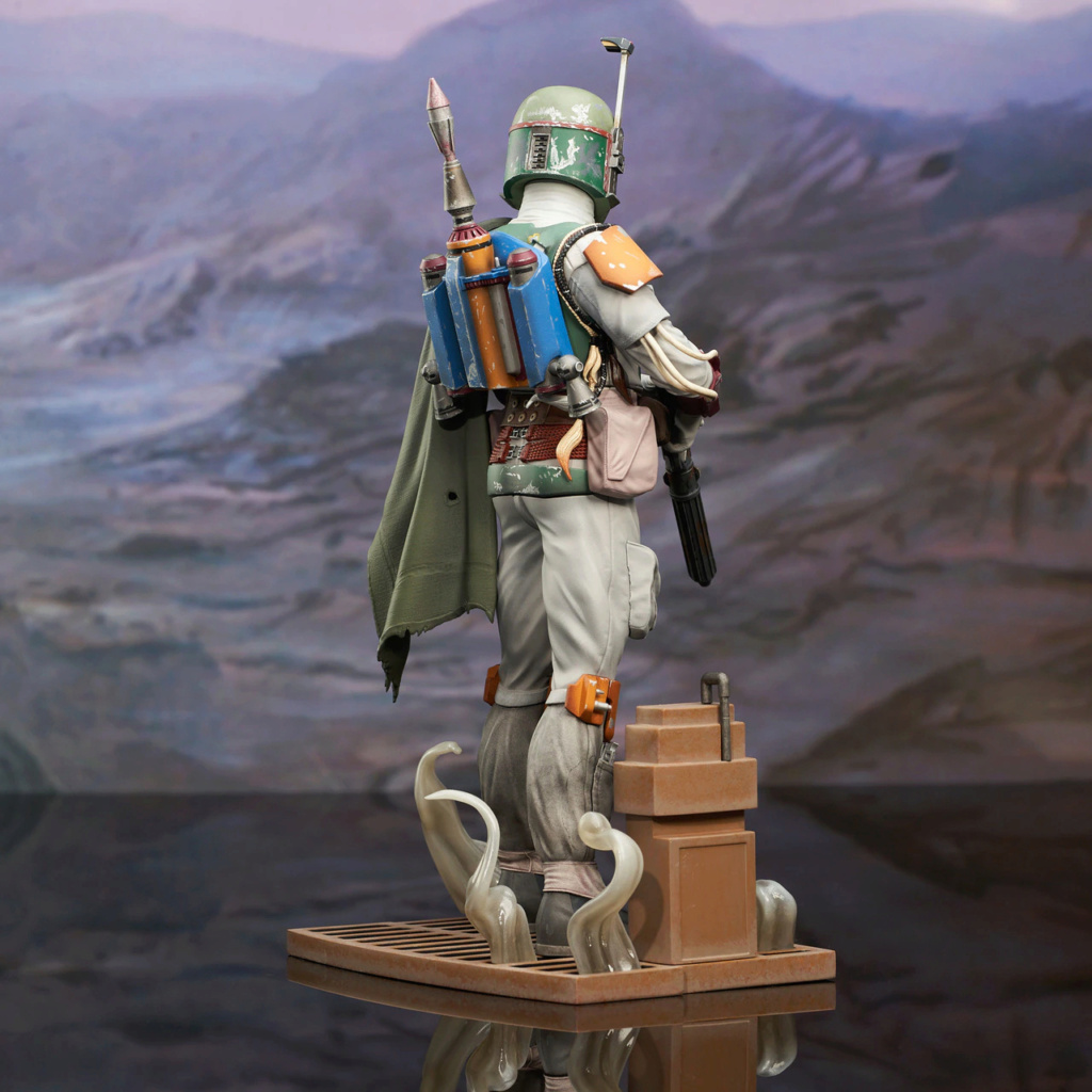 Boba Fett Premier Milestone Statue - ROTJ - Gentle Giant Sw_bob16