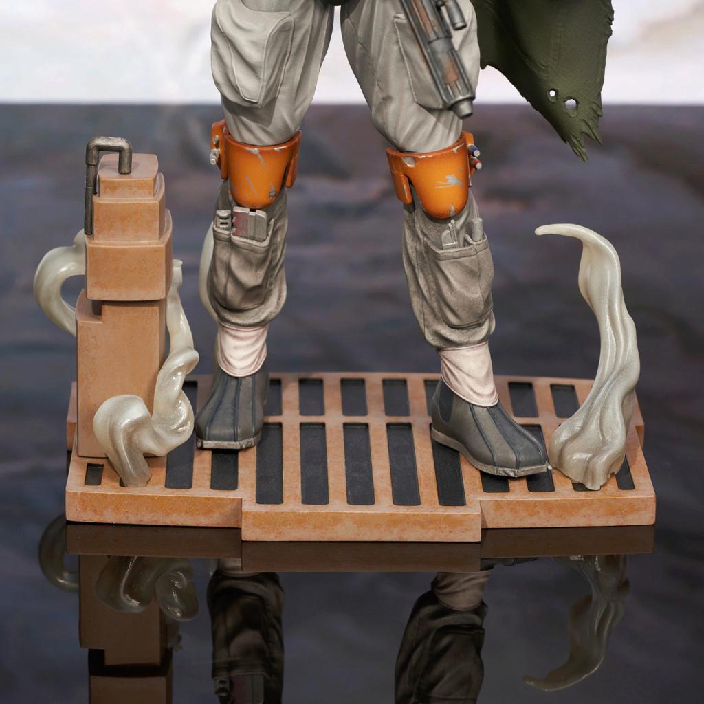 Boba Fett Premier Milestone Statue - ROTJ - Gentle Giant Sw_bob26