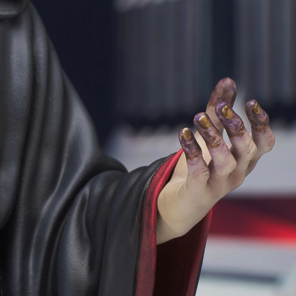 Palpatine Mini Bust - The Rise Of Skywalker - Gentle Giant Sw_emp16