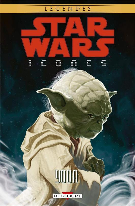 Star Wars Icones 08 Yoda - DELCOURT Sw_ico15