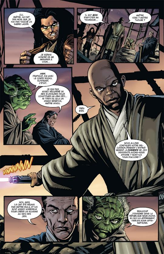 Star Wars Icones 09 : Mace Windu - DELCOURT Sw_ico20