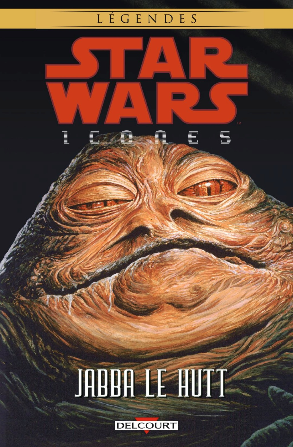Star Wars Icones 10 : Jabba The Hutt - DELCOURT Sw_ico23
