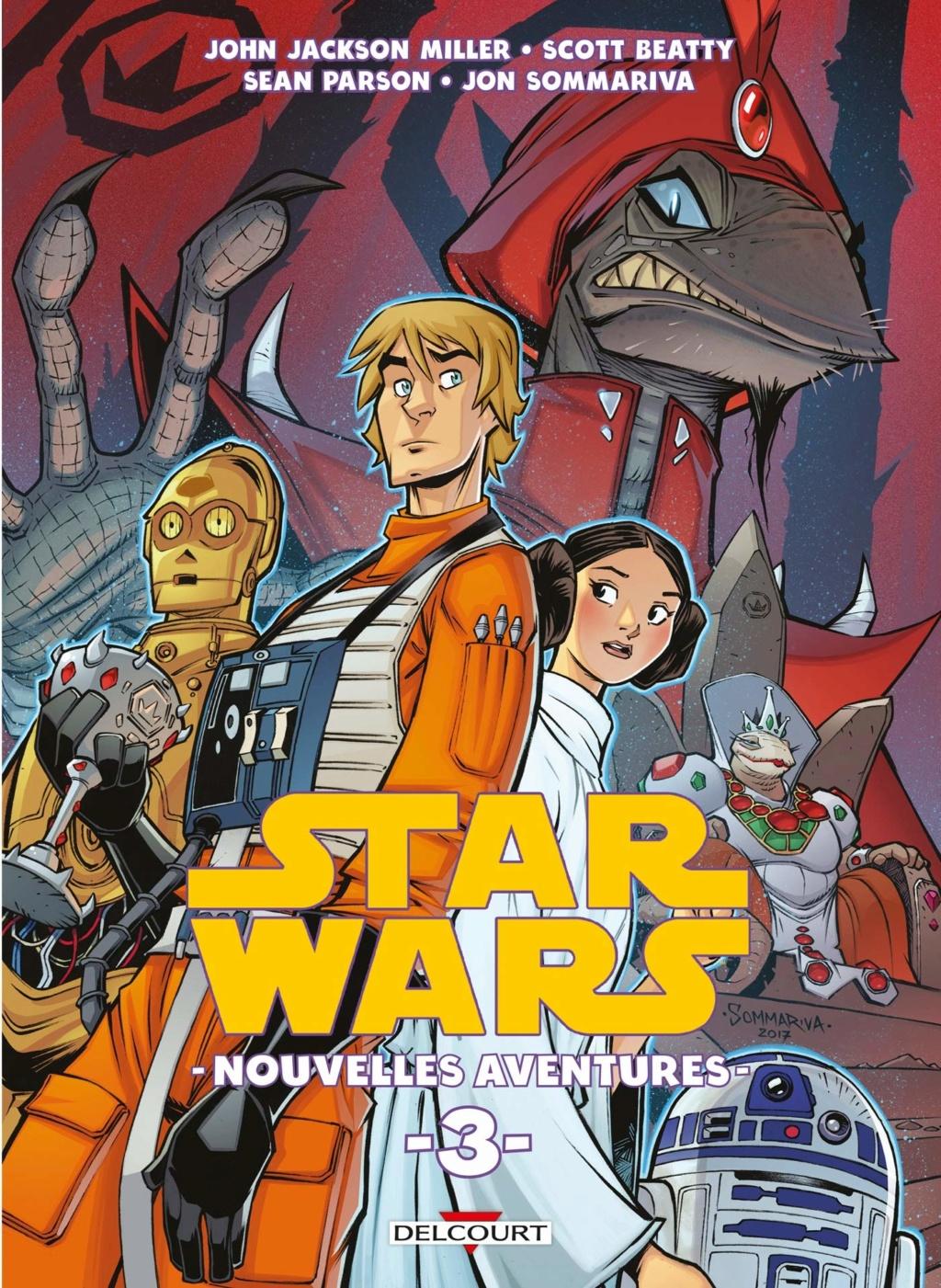 Star Wars Nouvelles Aventures Tome 03 - DELCOURT Sw_nou13