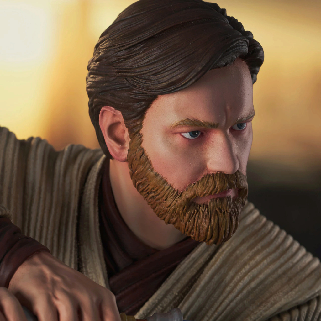 Obi Wan Kenobi Milestone Statue - Gentle Giant / DST Sw_obi19
