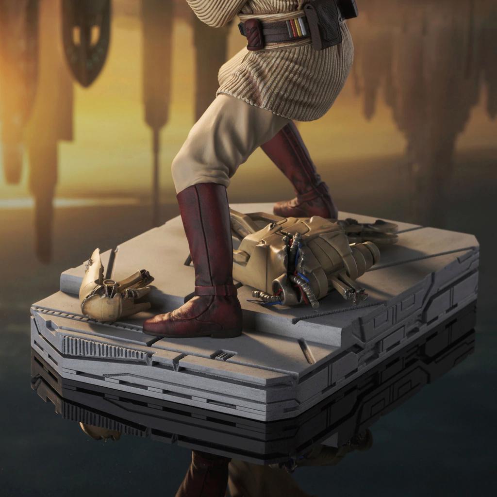Obi Wan Kenobi Milestone Statue - Gentle Giant / DST Sw_obi22