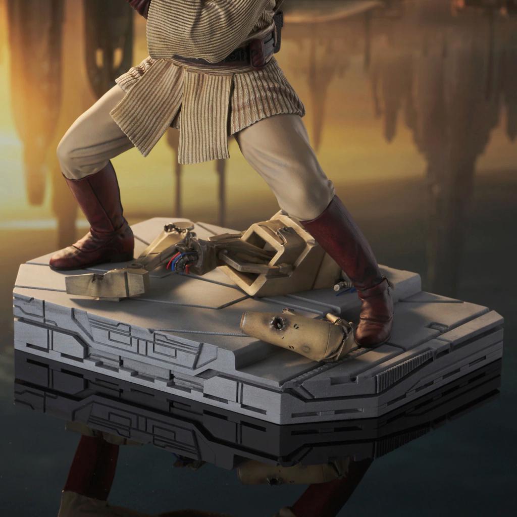 Obi Wan Kenobi Milestone Statue - Gentle Giant / DST Sw_obi24