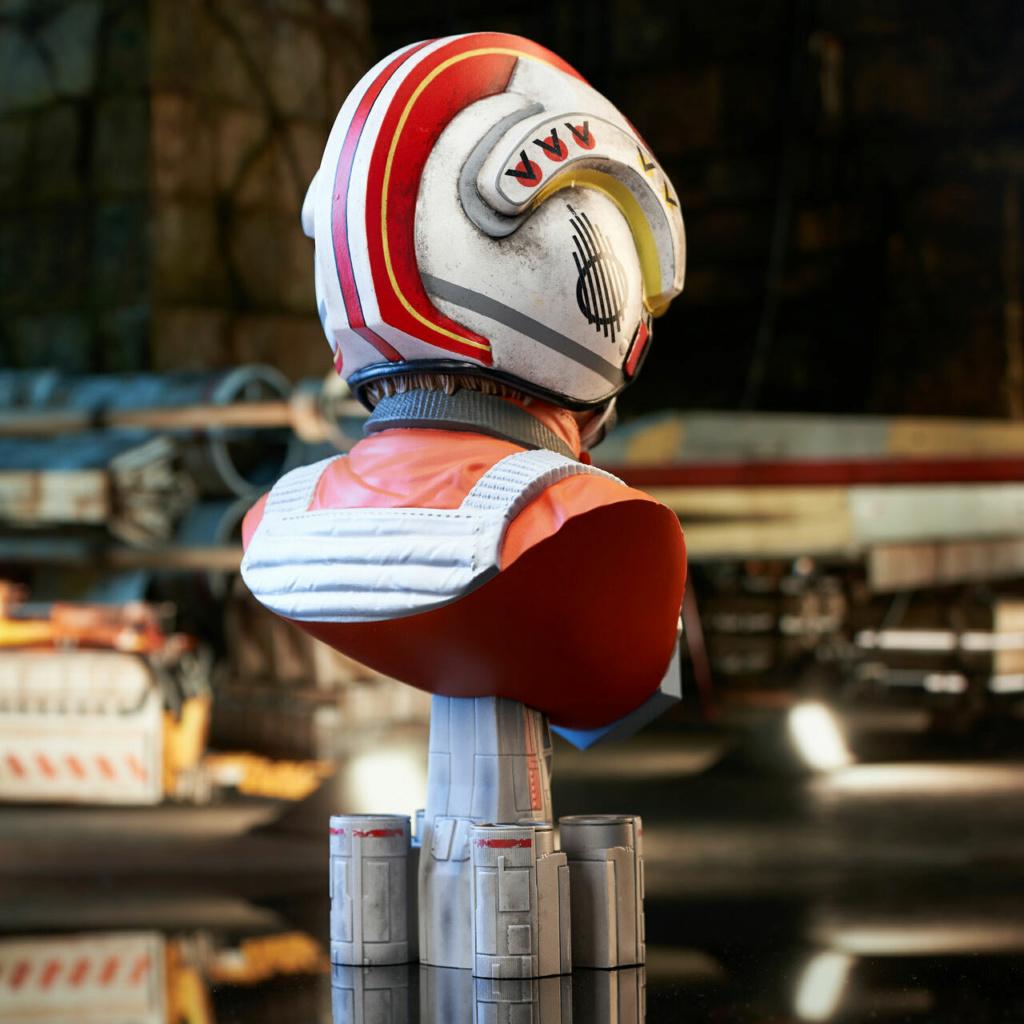 Luke Skywalker X-Wing Pilot Legends in 3D Bust  Gentle Giant Sw_pil10