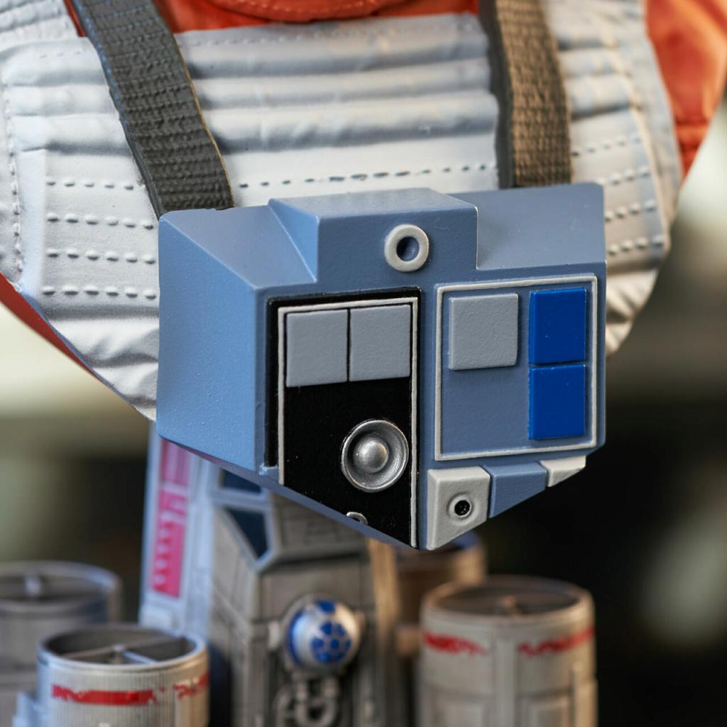 Luke Skywalker X-Wing Pilot Legends in 3D Bust  Gentle Giant Sw_pil14