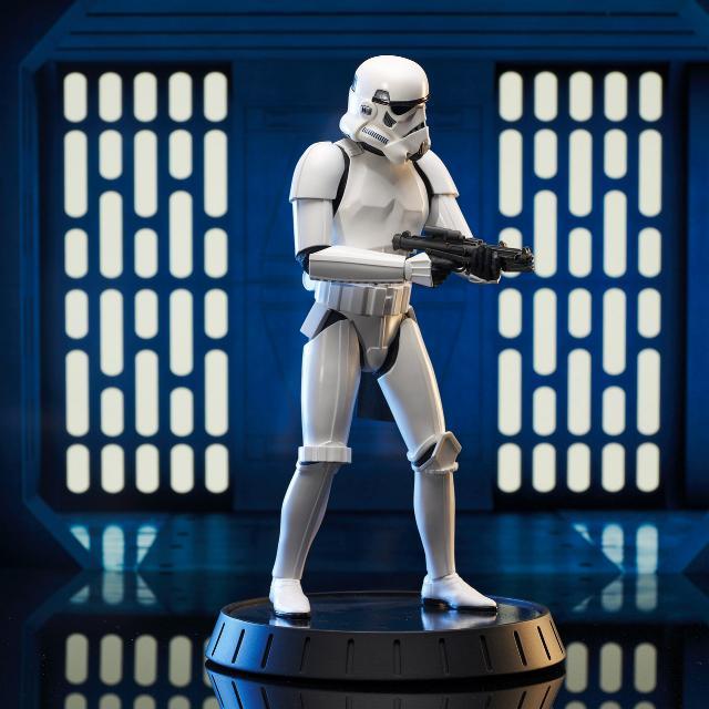 Stormtrooper AHN Milestone Statue - Gentle Giant Sw_sto12