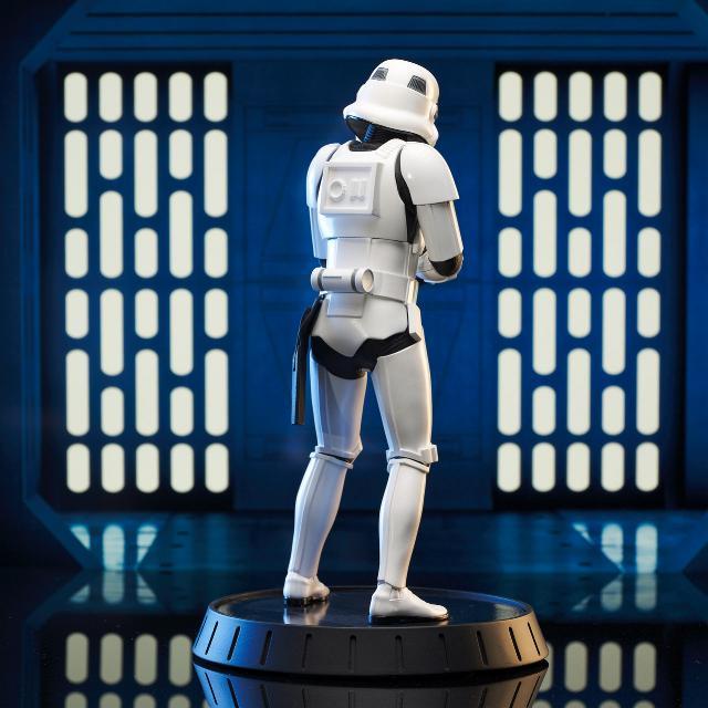 Stormtrooper AHN Milestone Statue - Gentle Giant Sw_sto13