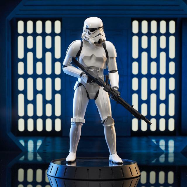 Stormtrooper AHN Milestone Statue - Gentle Giant Sw_sto15