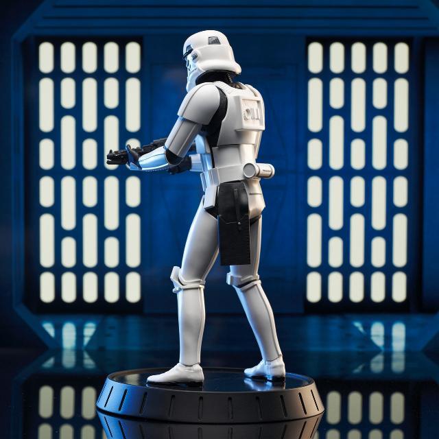 Stormtrooper AHN Milestone Statue - Gentle Giant Sw_sto16