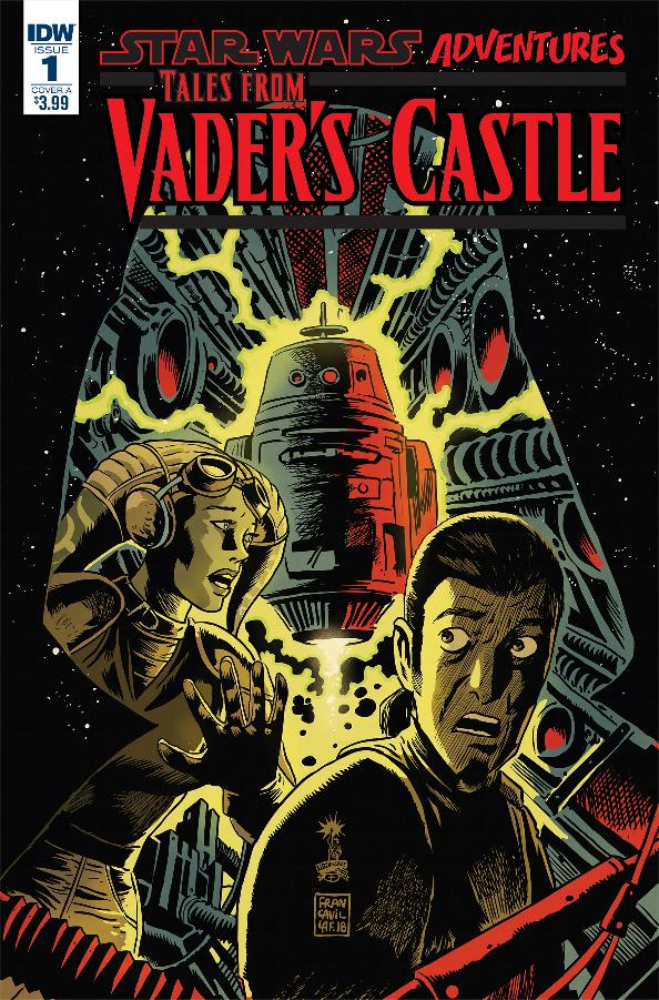 Star Wars Adventures: Tales from Vader's Castle - IDW Sw_vc_10