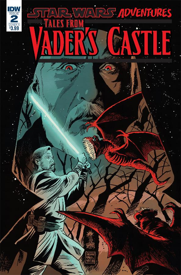 Star Wars Adventures: Tales from Vader's Castle - IDW Sw_vc_11