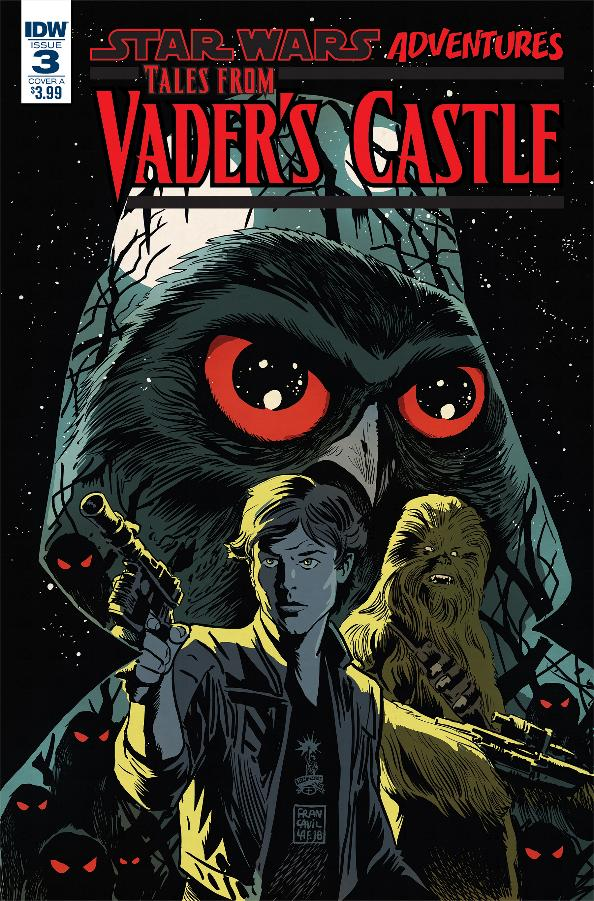 Star Wars Adventures: Tales from Vader's Castle - IDW Sw_vc_12
