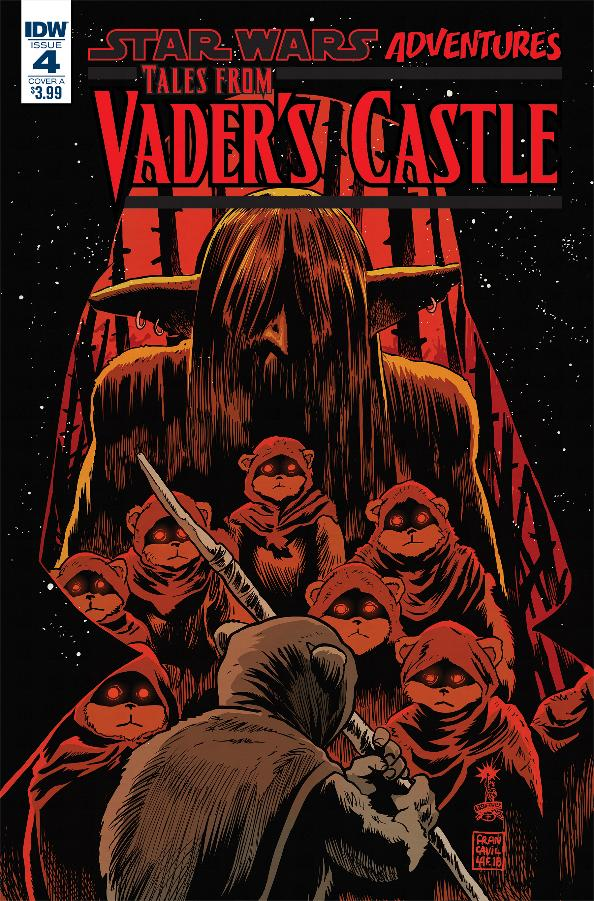 Star Wars Adventures: Tales from Vader's Castle - IDW Sw_vc_13