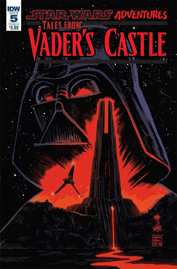 Star Wars Adventures: Tales from Vader's Castle - IDW Sw_vc_14