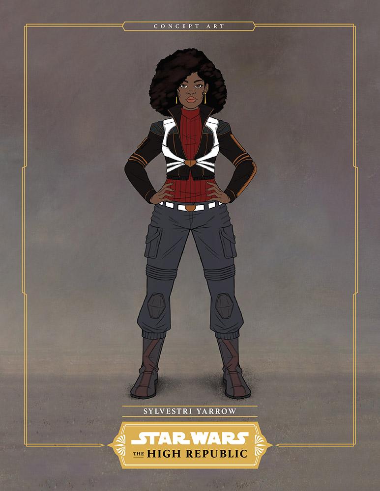 Star Wars La Haute République : Les Personnages Sylves10