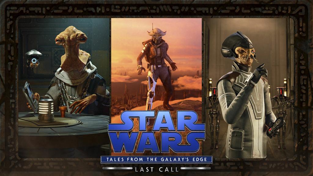 Star Wars: Tales from the Galaxy's Edge Tales_12