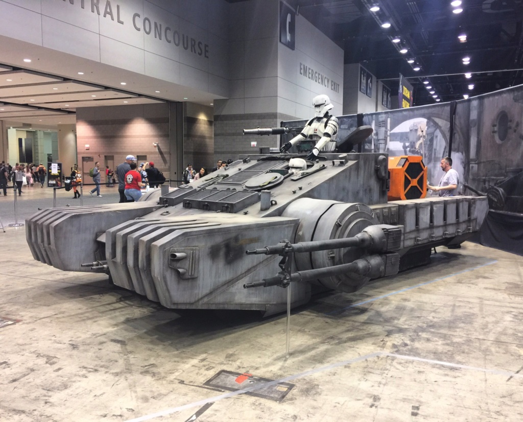 Star Wars Celebration 2019 - Chicago - 11-15 Avril 2019 Tank10